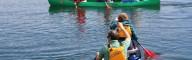 Heiße Sommertage eignen sich für spritzige Wasserschlachten.