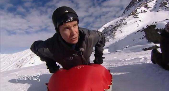 Abenteuer Leben mit Markus Bumiller und dem Airboard