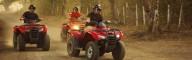 Quadtouren machen in der Gruppe besonders viel Spaß - entdecken Sie den Schwarzwald einmal anders!